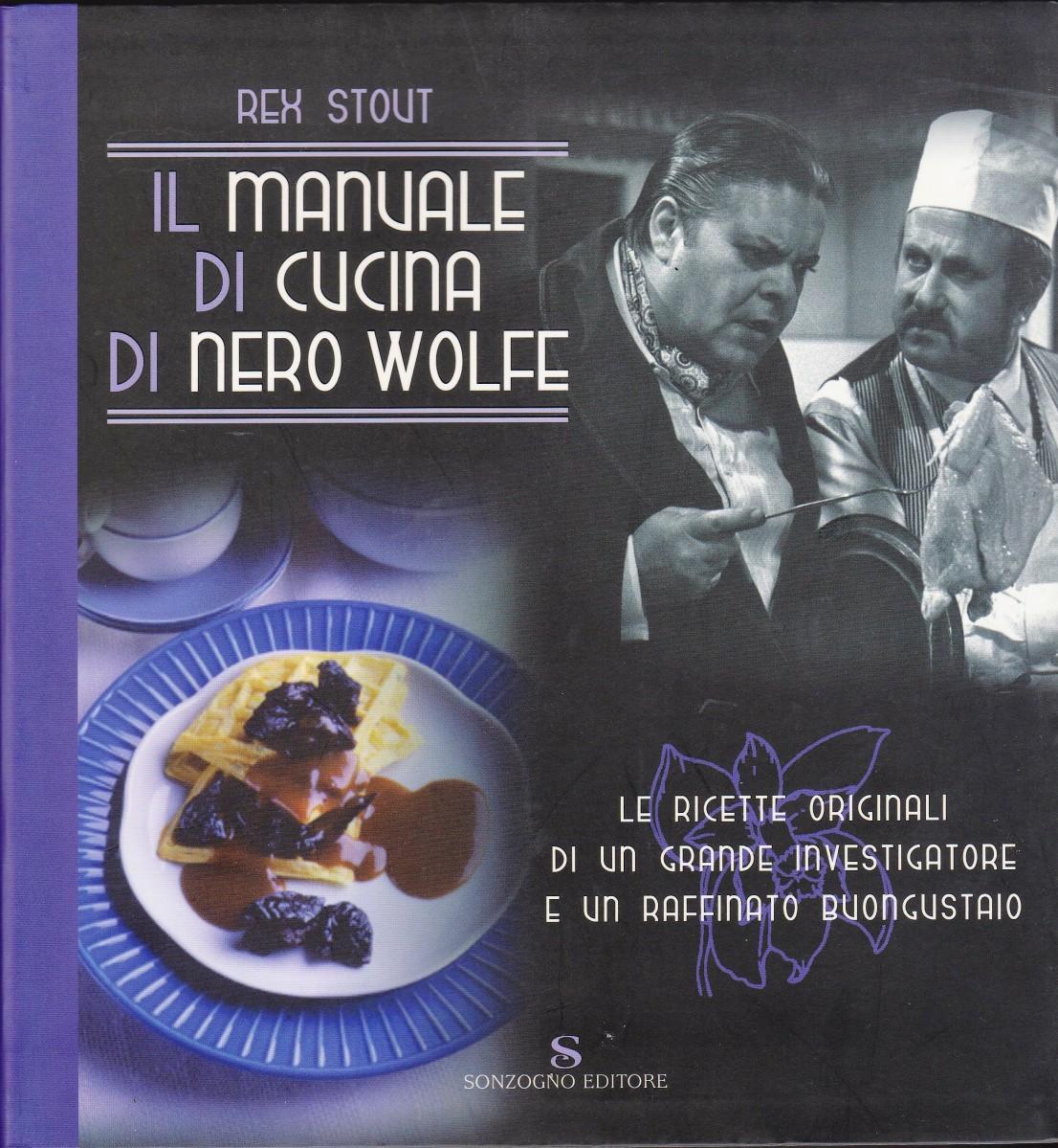 Il manuale di cucina di Nero Wolfe