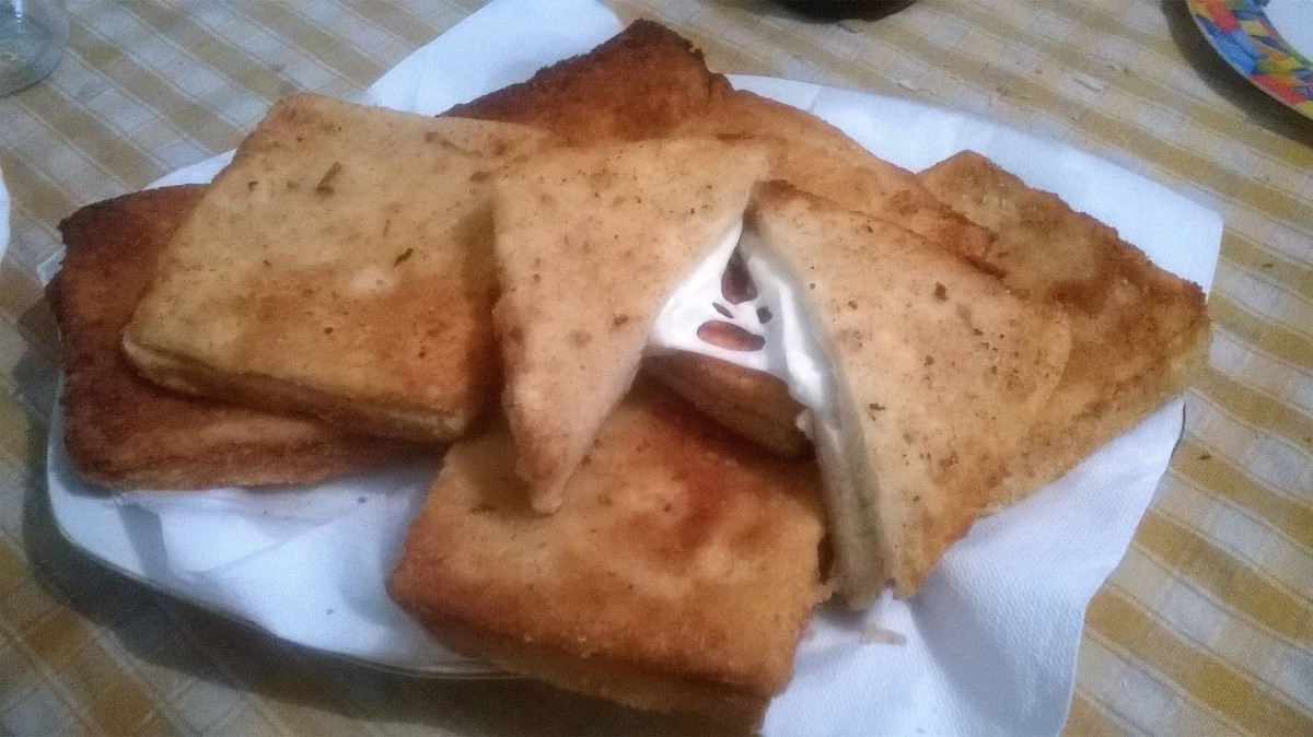 Mozzarelle in carrozza