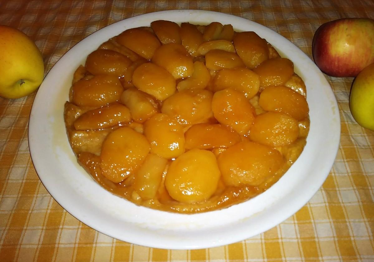 Tarte Tatin di mele