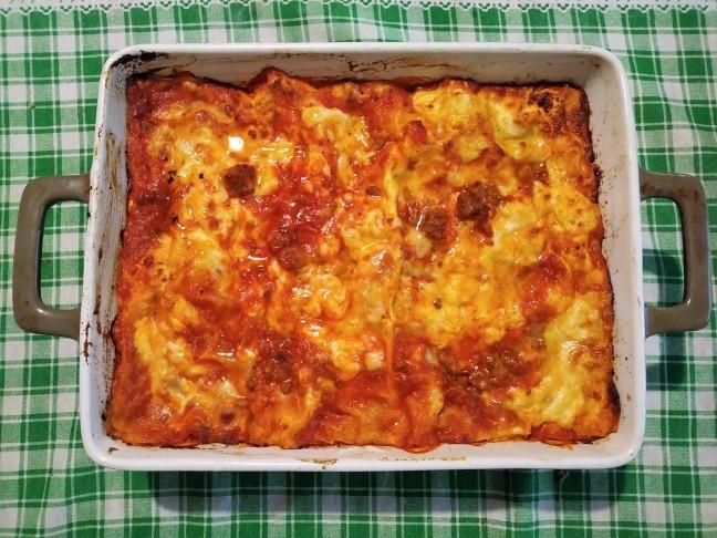 lasagne con salsiccia (5)