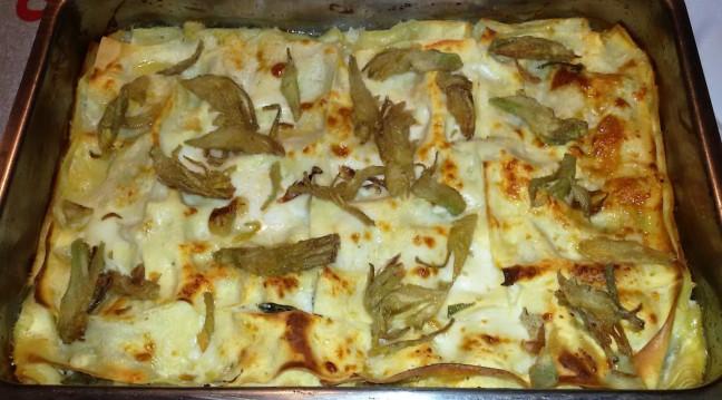 lasagne carciofi (5)