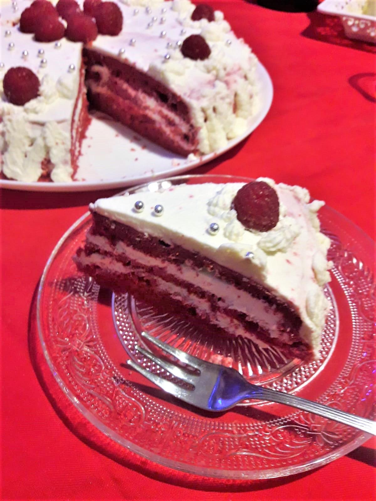 Tronchetto Di Natale Cucchiaio D Argento.Torta Red Velvet Ricetta Originale Kitchen Clue
